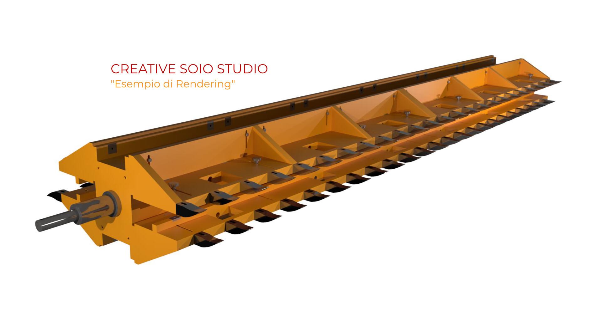 1. STUDIO DI PROGETTAZIONE MECCANICA | Creative Soio Studio